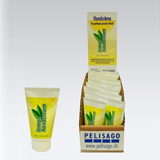 Lemon handcream 75-ml-Tube